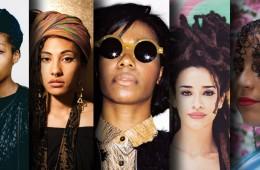 5 UNKNOWN WOMEN