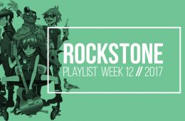 12'17 - Rockstone Playlist